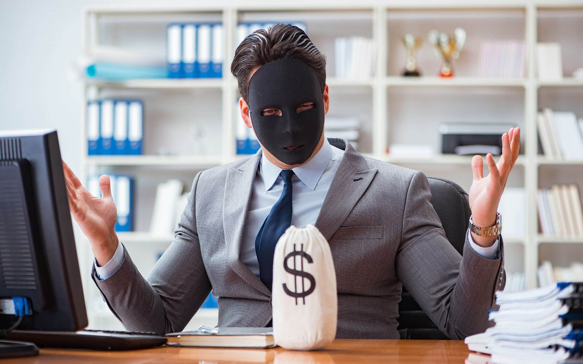 DTTD White Collar Crimes - Signs of Employee Theft